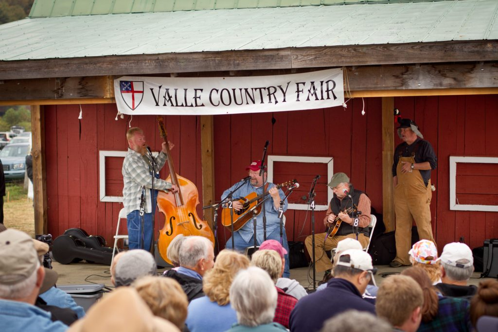 Valle Crucis, NC annual Country Fair